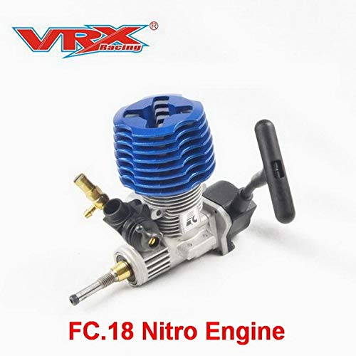Best Price Part & Accessories FC.18 Pull Starter(Side Exhaust) Nitro engine, with glow plug for 1/10...