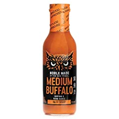 WHOLE30 & PALEO APPROVED: The New Primal Buffalo sauces are Whole30 Approved and Paleo certified. This mean each delicious sauce keeps your meats and veggies - and you - well within your nutrition objectives. No more cobbling together recipes or wast...