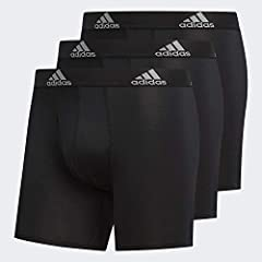 All day comfort with a performance edge Soft, stretchy, quick drying material in an athletic comfort fit Functional, no gap fly Plush soft tagless waistband and super smooth stitching deliver superior comfort No ride up leg construction keeps fit con...