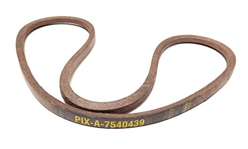 Belt Made with Kevlar Compatible with: Belt Number 754-0439 954-0439 Cub Cadet, MTD, White, Troy-Bilt, Yard-Machine, Yard-Man & More