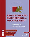 """Cover """"Requirements-Engineering und -Management"""" by Chris Rupp"""