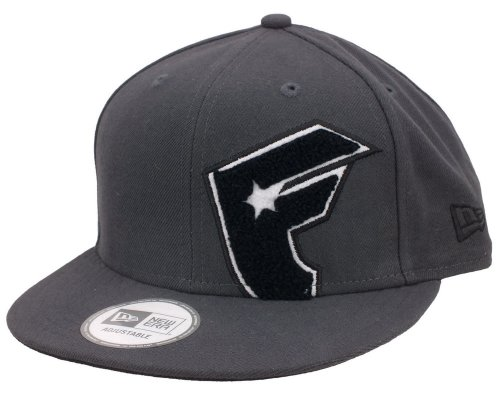 New era FMS Snapback in The Wild Charcoal/Black/White - One-Size