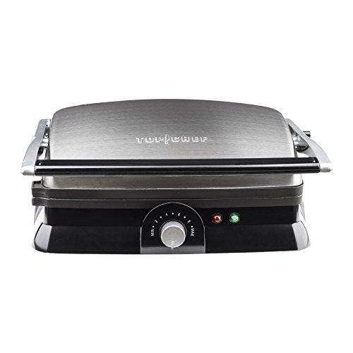 Top Chef Grill Plancha Electrique de...