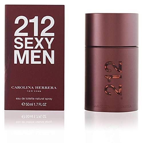 212 Sexy by Carolina Herrera For Men. Spray 3.4-Ounces