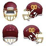 Riddell Washington Football Team 2020 Mini Speed Football Helmet