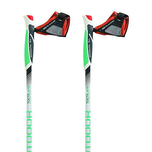 TSL Messieurs Tactil C50 Spike 120 bâton de Marche M Green Opal