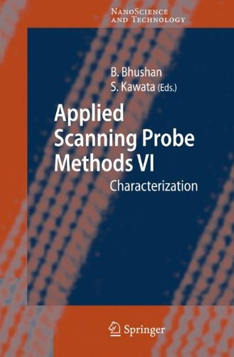 Applied Scanning Probe Methods VI: Characterization (NanoScience and Technology) (English Edition)