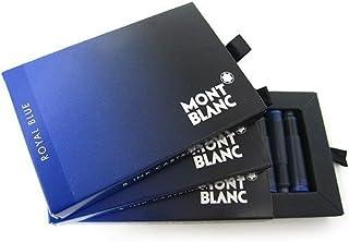 MONTBLANC モンブラン 万年筆用カートリッジインク ロイヤルブルー 8本入 3個セット