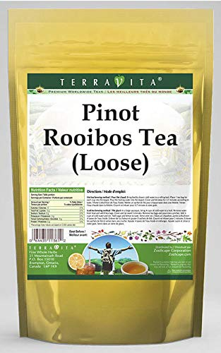 Pinot Daily bargain sale All items in the store Rooibos Tea Loose 4 oz ZIN: Pack - 543310 2