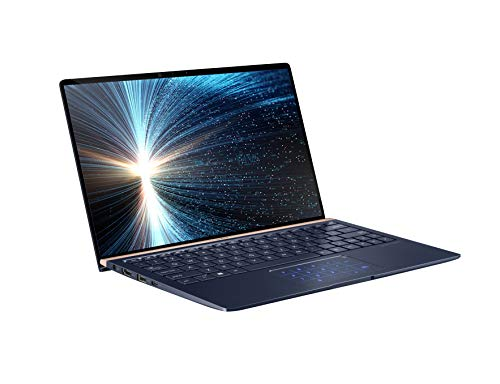ASUS ZenBook 13 UX333FA-A4116T 13.3-inch FHD Thin and Light Laptop (8th Gen Intel Core i7-8565U/8GB RAM/512GB PCIe SSD/Windows 10/Integrated Graphics/1.19 Kg), Royal Blue Metal