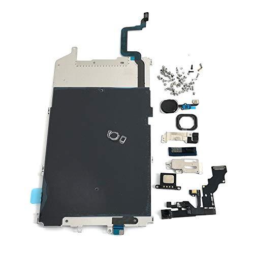 Cable Flexible de Repuesto para Pantalla LCD de Metal para cámara Frontal de iPhone 6 Plus