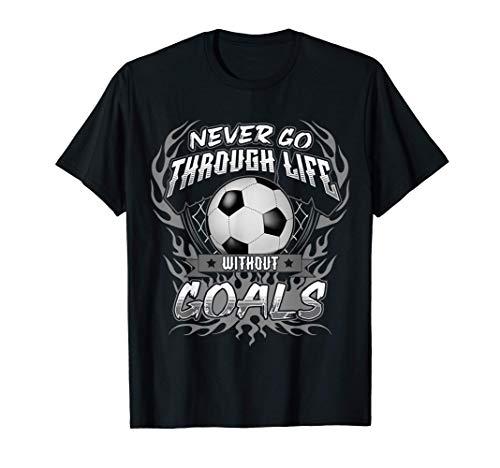 Goles de fútbol Goles de fútbol Cita de fútbol Camiseta