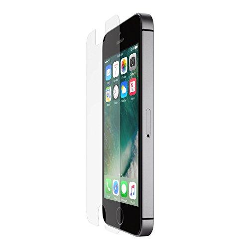 Belkin ScreenForce InvisiGlass Ultra Displayschutzfolie (geeignet für iPhone SE, iPhone 5/5s/5c)