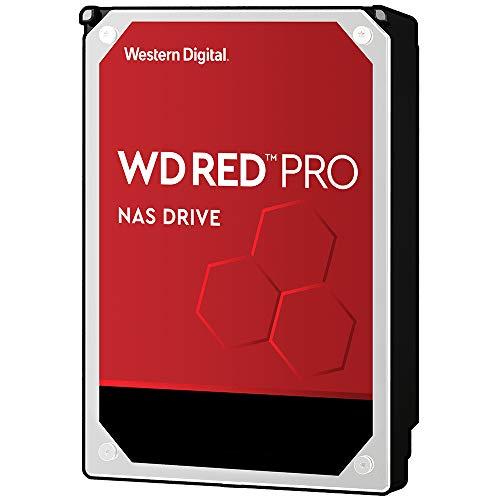 "Western Digital WD Red 10 TB NAS hard disk interno 3.5"", 5400 RPM Class, SATA 6 Gb/s, CMR, 256 MB Cache, WD101EFAX"