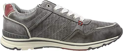 Dockers by Gerli Herren 42MO003 Sneaker, Schwarz (Schwarz 600100), 45 EU