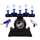 Floating Ball Electronic Shooting Game Air Shot Hovering Foam Ball Scoring Targets Toys, Electronic Table...