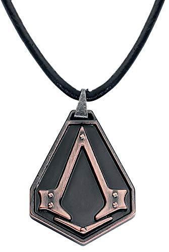 Assassins Creed Crest Unisex del Collar