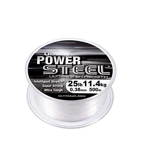 Power Steel - 400m - 0.40mm - 30.0lb/13.6kg