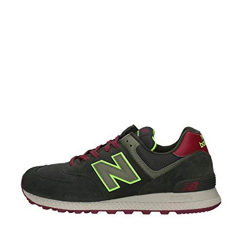 New Balance 574 ATC-Sneaker Herren Grün, 46.5, Grün