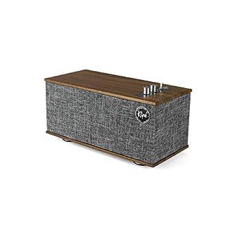 Klipsch The One II Phono Wireless Tabletop Shelf Stereo in Walnut