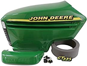 John Deere GT225 Complete Hood Serial # Above 060001 AM132688 AM132529