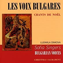 Christmas Songs by Bulgarian Voices (2007-09-18)