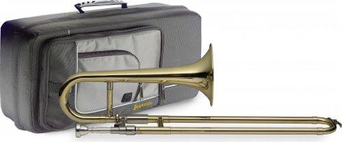 Levante LV-TR4905 Bb Slide Trompete mit Softcase