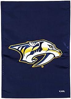 Team Sports America Nashville Predators Garden Flag - 13 x 18 Inches