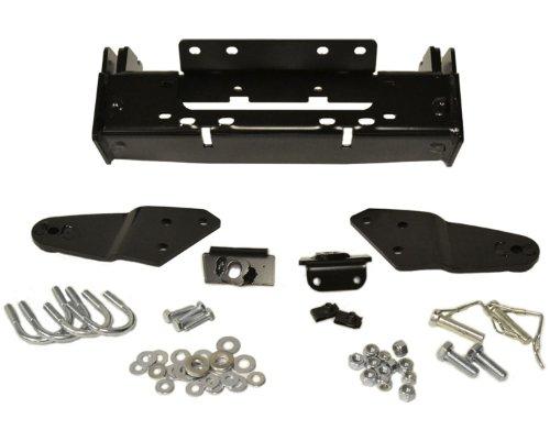 WARN 84354 ProVantage ATV Plow Mount Kit , Black