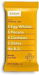 RxBar, Maple Sea Salt Protein Bar, 1.83 Ounce