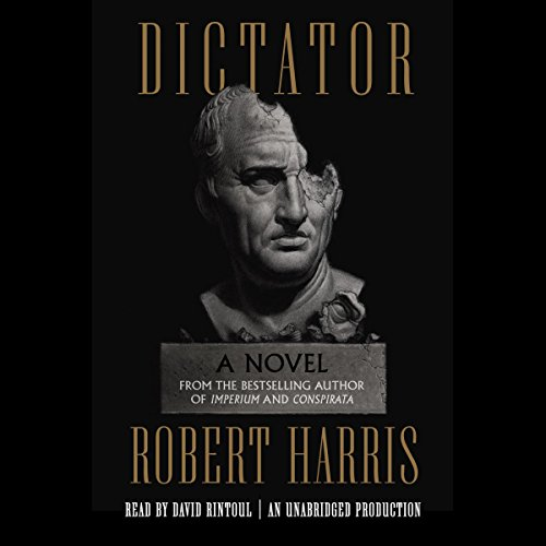 Dictator audiobook cover art