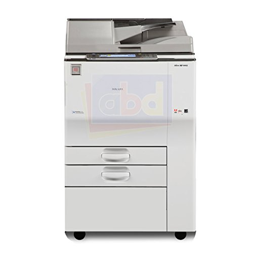 Best Review Of Ricoh Aficio MP 6002 Tabloid-Size Black and White Laser Multifunction Copier - 60 ppm...