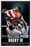 Rocky 4 - Sylvester Stallone – Film Poster Plakat Drucken