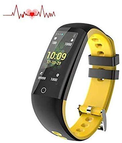 SSXZ Fitness Tracker, Pulsmesser IP70 Wasserdichter Aktivitäts-Tracker, Schlaf-Blutdruck-Sauerstoff-Messgerät, Kalorien- / Schrittzähler, für iOS Android
