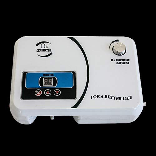 500mg Ozonisator Ozongenerator Ozongerät Wasseraufbereitung Desinfektion Aquarium Fische OZ5
