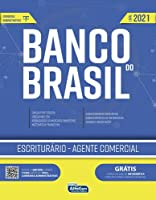 Banco Do Brasil - Escriturário - Agente Comercial - BB: EDITAL 2021: Volume 1