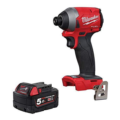 Milwaukee M18FID2-0 18v M18 Li-ion Fuel GEN 3 Impact Driver 1x 5Ah Battery M18B5