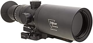 Trijicon Electro Optics IR Hunter MK2 1.5 Optical/12x Digital 19mm Thermal Riflescope, Black,