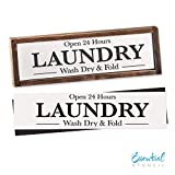 Laundry Sign Stencil   Perfect for Painting On Wood, DIY French Country Home Decor Calligraphy Signs, Rustic Decor for Farmhouse, Fixer Upper, Joanna Gaines, Magnolia Style
