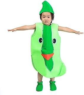 Amazon Es Disfraz Frutas Y Verduras Ninos