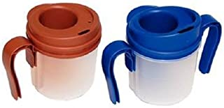 Patterson Medical Supply Provale Dysphagia Cup - 551846 - 10cc, Brown