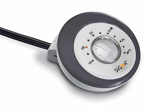 Sigma K Wasserbettheizung 240W Ersatz-Regler/Regelelement/Thermostat -ohne Heizplatte-