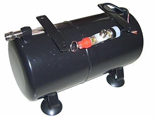 Repuestos para compresor/Compressor spare part: Fully fitted air tank