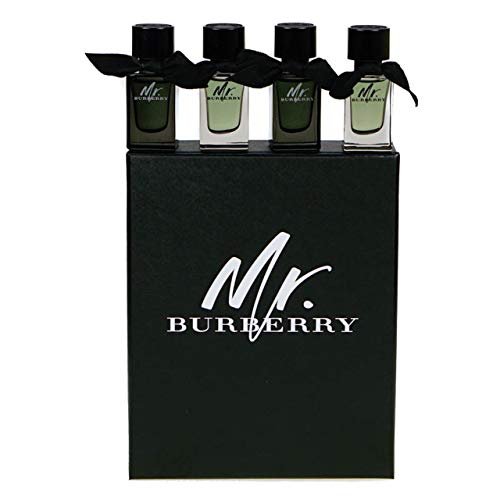 Burberry Mr Burberry Eau de Parfum, 4 x 5 ml