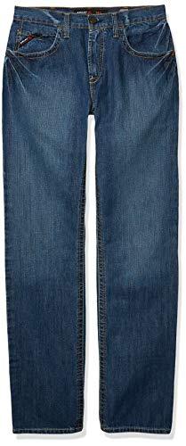 Ariat Men's M3 Flame Resistant Loose Fit Jean, Flint, 29x32