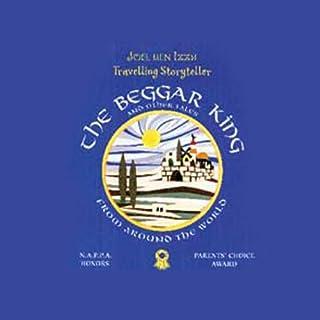 The Beggar King audiobook cover art