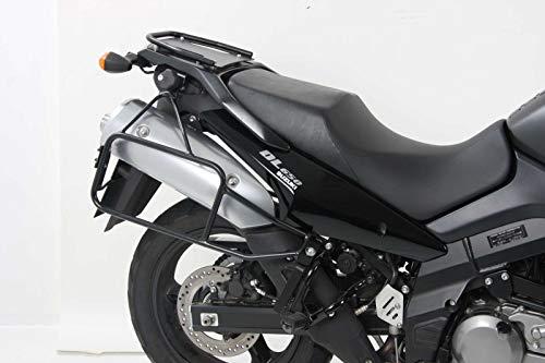 Hepco&Becker - Soporte Para Maletas Laterales (Lock It) En Negro Para Suzuki Dl 650 V-Strom
