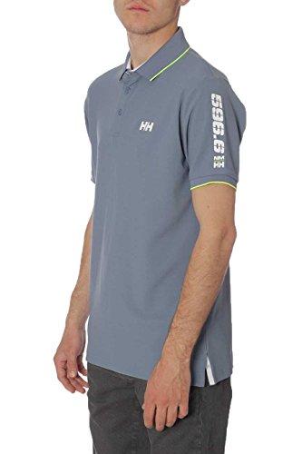 Helly Hansen HP Racing Polo, Homme M Bleu (Bleu Mirage)