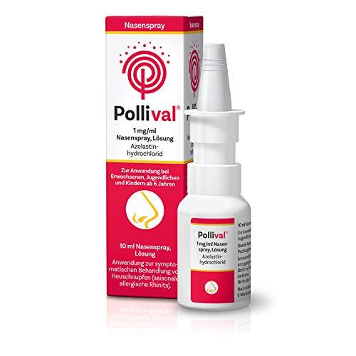 Pollival 1 mg/ml Nasenspray, 10 ml Lösung