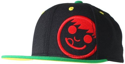 Neff Corpo Cap Baseball, Rasta, Einheitsgröße